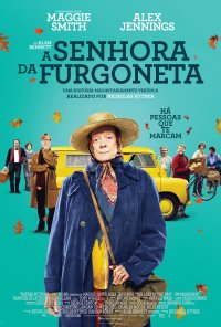 Poster do filme A Senhora da Furgoneta / The Lady in the Van (2015)