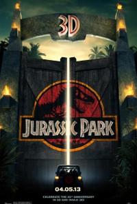 Poster do filme Parque Jurássico 3D IMAX / Jurassic Park (2013)