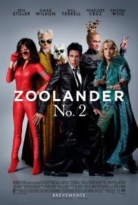 Poster do filme Zoolander No. 2 (2016)
