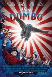 Poster do filme Dumbo (2019)