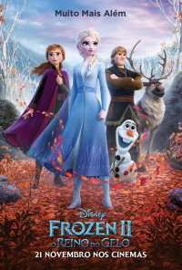 Poster do filme Frozen II: O Reino do Gelo / Frozen II (2019)