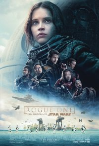 Poster do filme Rogue One: Uma História de Star Wars / Rogue One: A Star Wars Story (2016)