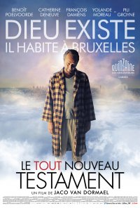 Poster do filme Deus Existe e Vive em Bruxelas / Le tout nouveau testament (2015)