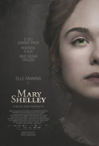 Poster do filme Mary Shelley (2018)