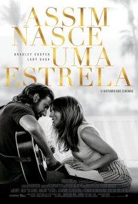 Poster do filme Assim Nasce Uma Estrela / A Star Is Born (2018)