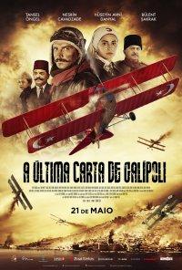 Poster do filme A Última Carta de Galípoli / Son Mektup (2015)