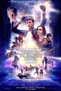 Poster do filme Ready Player One: Jogador 1 / Ready Player One (2018)