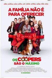 Poster do filme Os Coopers São o Máximo / Love the Coopers (2015)