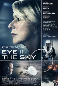 Poster do filme Operação Eye in the Sky / Eye in the Sky (2015)