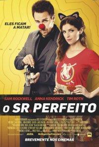 Poster do filme O Sr. Perfeito / Mr. Right (2016)