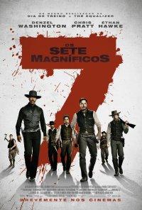 Poster do filme Os Sete Magníficos / The Magnificent Seven (2016)