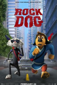 Poster do filme Rock Dog - Um Sonho Altamente! / Rock Dog (2016)