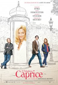 Poster do filme A Fabulosa Caprice / Caprice (2015)