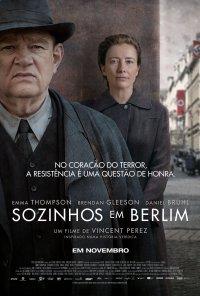 Poster do filme Sozinhos em Berlim / Alone in Berlin (2016)