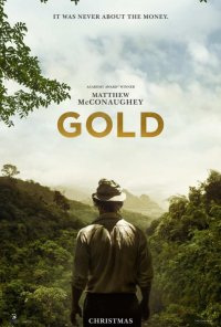 Poster do filme Ouro / Gold (2016)