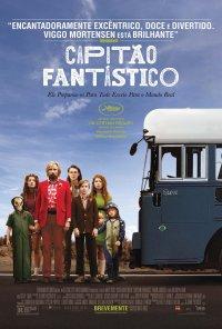 Poster do filme Capitão Fantástico / Captain Fantastic (2016)