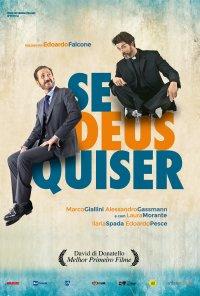 Poster do filme Se Deus Quiser / Se Dio Vuole (2015)