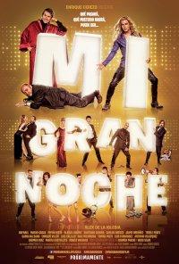 Poster do filme A Minha Grande Noite / Mi gran noche (2015)