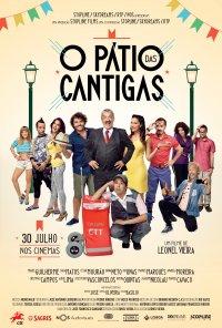 Poster do filme O Pátio das Cantigas (2015)