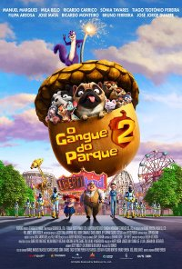 Poster do filme O Gangue do Parque 2 / The Nut Job 2: Nutty by Nature (2017)