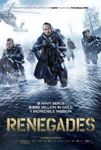 Poster do filme Renegados / Renegades (2016)