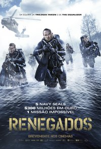 Poster do filme Renegados / Renegades (2016)