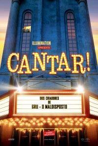 Poster do filme Cantar! / Sing (2016)