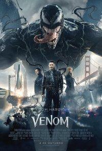 Poster do filme Venom (2018)