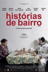 Poster do filme Histórias de Bairro / Asphalte (2015)