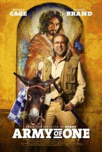 Poster do filme Exército de Um Homem Só / Army of One (2016)