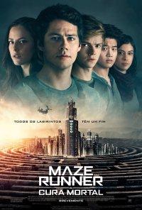 Poster do filme Maze Runner: A Cura Mortal / The Maze Runner: The Death Cure (2017)