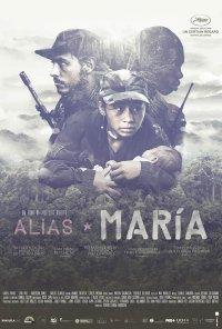 Poster do filme Alias Maria / Alias María (2015)
