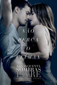 Poster do filme As Cinquenta Sombras Livre / Fifty Shades Freed (2018)