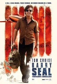 Poster do filme Barry Seal: Traficante Americano / American Made (2017)