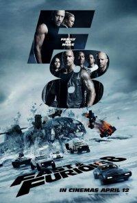 Poster do filme Velocidade Furiosa 8 / The Fate of the Furious (2017)