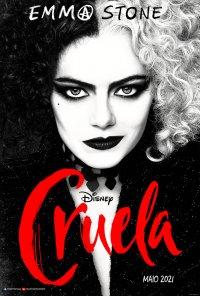Poster do filme Cruela / Cruella (2021)