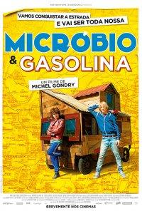 Poster do filme Micróbio e Gasolina / Microbe et Gasoil (2015)