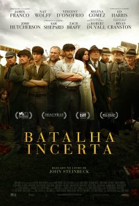 Poster do filme Batalha Incerta / In Dubious Battle (2016)