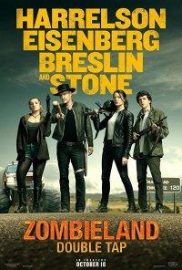 Poster do filme Zombieland: Tiro Duplo / Zombieland 2 (2019)