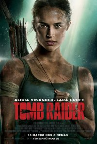 Poster do filme Tomb Raider (2018)
