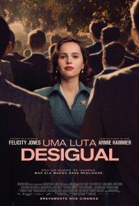 Poster do filme Uma Luta Desigual / On the Basis of Sex (2018)