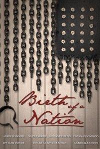 Poster do filme O Nascimento de Uma Nação / The Birth of a Nation (2016)