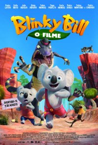 Poster do filme Blinky Bill / Blinky Bill the Movie (2015)