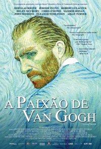 Poster do filme A Paixão de Van Gogh / Loving Vincent (2016)