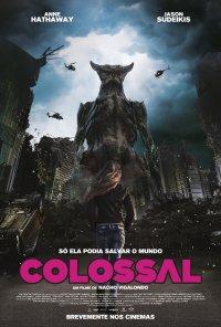 Poster do filme Colossal (2017)