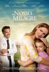 Poster do filme O Nosso Milagre / Miracles from Heaven (2016)