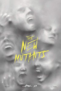 Poster do filme Os Novos Mutantes / X-Men: The New Mutants (2018)