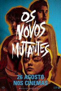 Poster do filme Os Novos Mutantes / The New Mutants (2020)