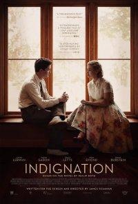 Poster do filme Indignation (2016)