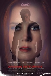 Poster do filme Animais Noturnos / Nocturnal Animals (2016)